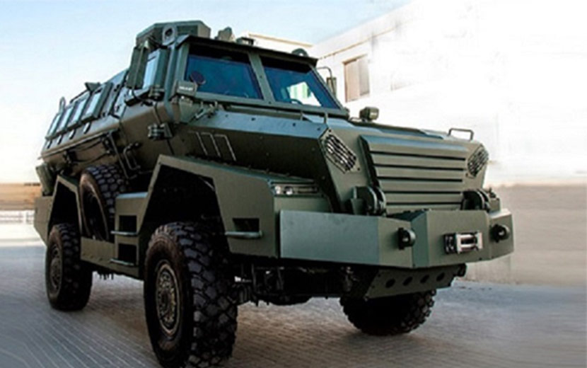 Armored Personnel Carrier