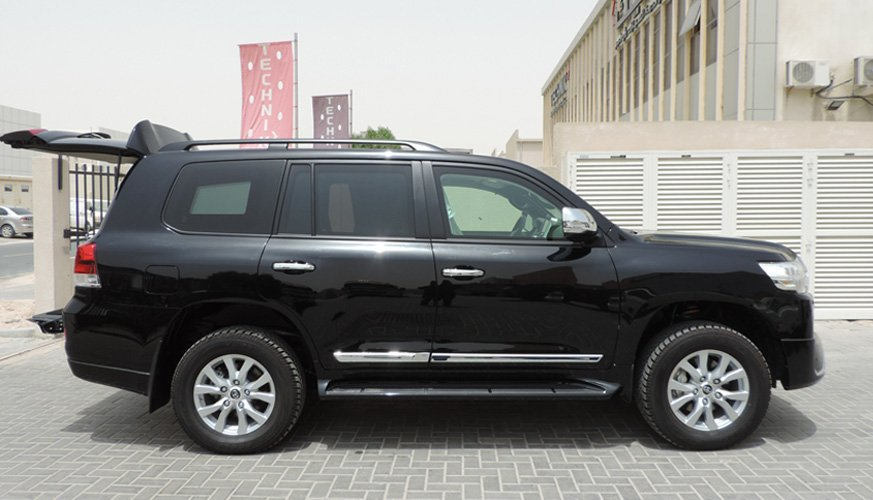 Armored SUV for Sale | Bullet Proof SUV for Sale | UAE