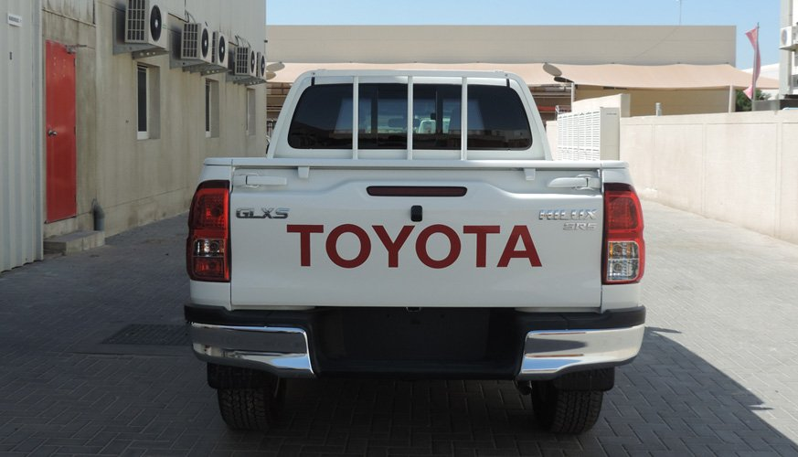 Armored Hilux 4X4