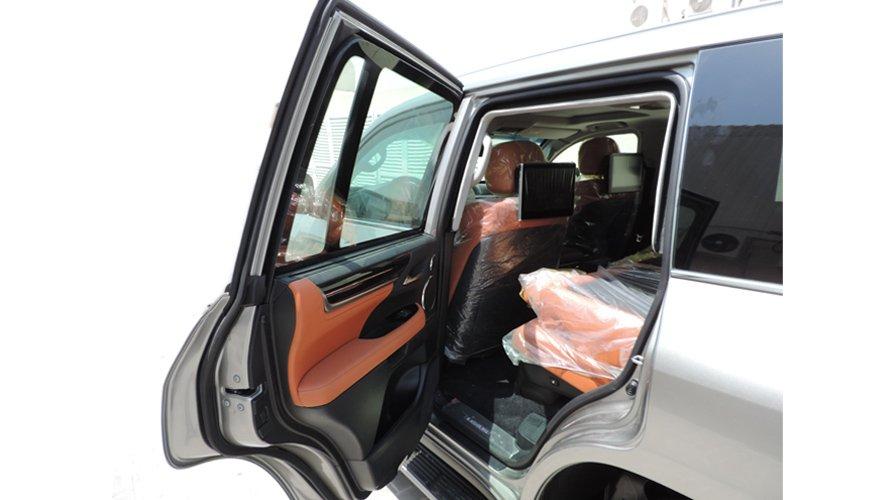 Armored Lexus LX 570