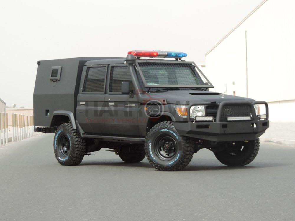 Armored TLC 79 CIT