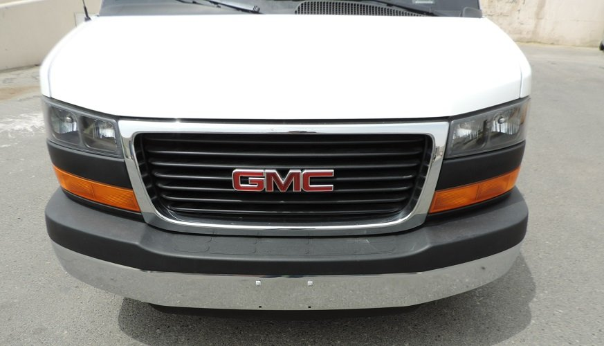 Armored GMC Savana CIT
