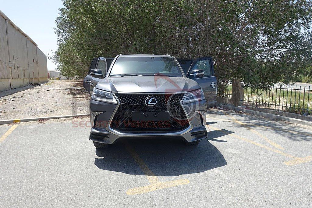 Armored Lexus Lx 570 Bulletproof Lexus Lx 570 Bulletproof Suv Dubai