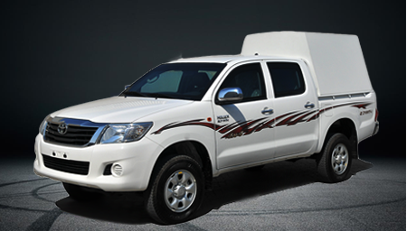 Armored Hilux CIT