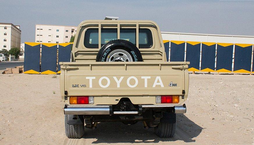 Armored Tlc 79 Pickup