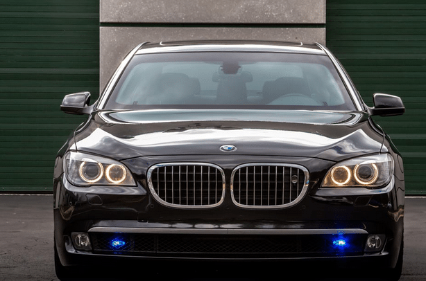 Armored Luxury BMW 7 SERIES