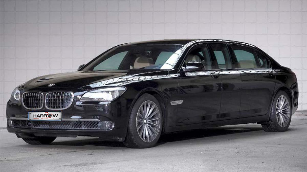 Armored BMW 7 SERIES