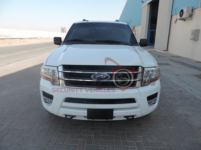 Armored Ford Expedition