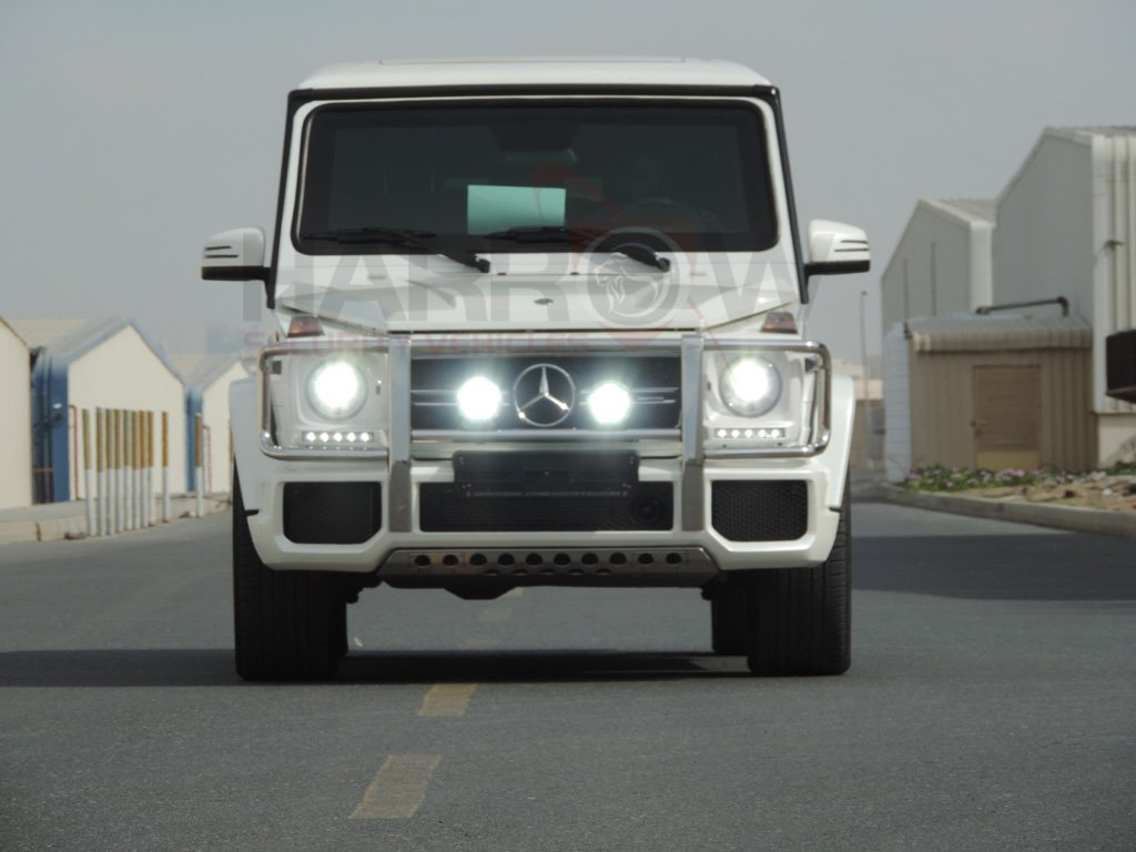 Armored Mercedes AMG -G63