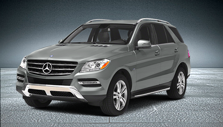 Armored Mercedes-Benz GLC, GLE, GL
