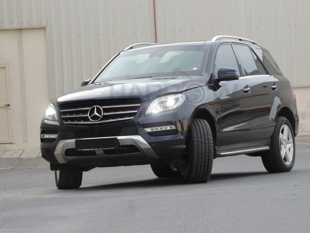 Armored Mercedes-Benz GLC, GLE, GL
